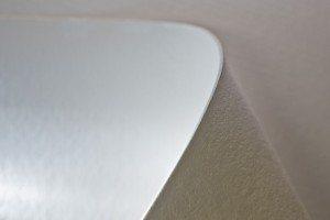 Desiccant paper sample